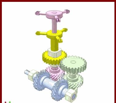两套螺旋桨反转的原理_同轴反转螺旋桨结构图