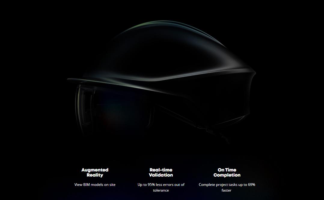 瞄準萬億級美元建筑市場,「XYZ Reality」用 AR 技術為建筑行業降本增效