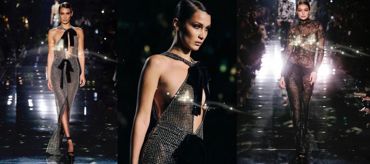 """埃及黑模称霸时尚圈,""""肯德基""""三姐妹也沦为陪衬,腿长逆天"""