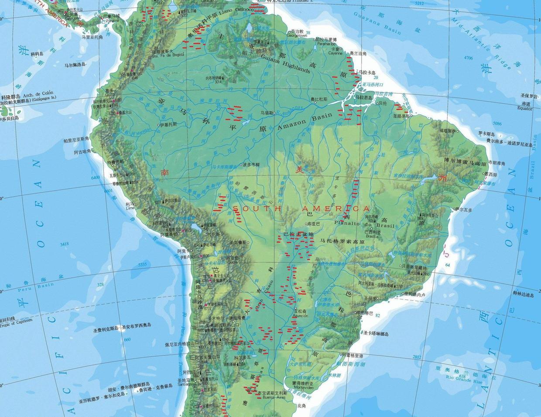 世界上哪些地方多 沼泽 分布,其形成原因是什么图片