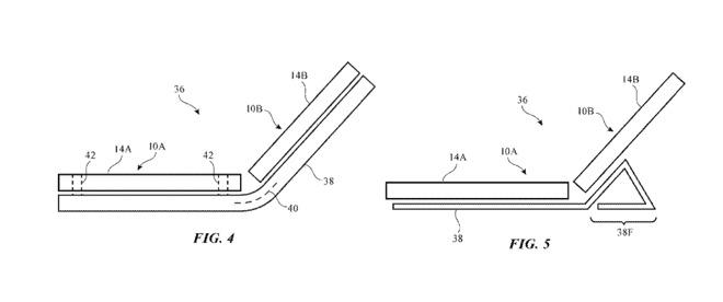 苹果折叠手机专利 预计在2020年圣诞节期间上市!