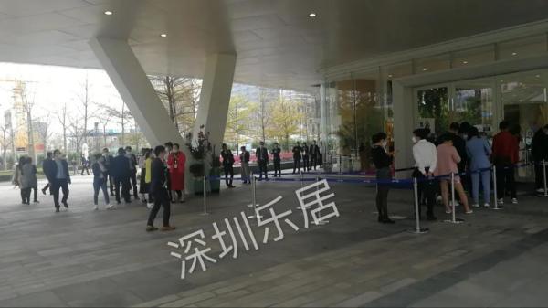 深圳土豪买房记:口罩、淋雨、蹲街都无所谓!