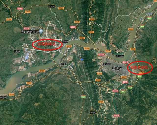 涪陵区gdp_重庆这个区仅存在3年之久,40岁以上才听说过,现化身gdp千亿城区