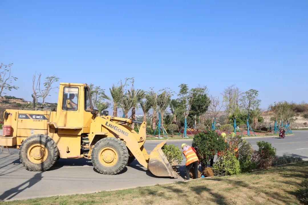 红格国际运动康养·温泉度假区27个子项目建设全力推进