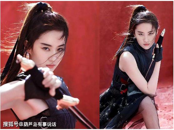 「刘亦菲」杨超越将出演花木兰?网曝小说《木兰无长兄》影视化