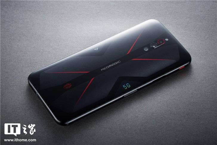红魔5G游戏手机评测:我们测试了9款游戏,最终得到一个答案_设计