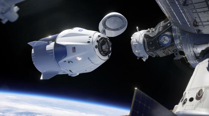 SpaceX将于5月份把人类送入太空