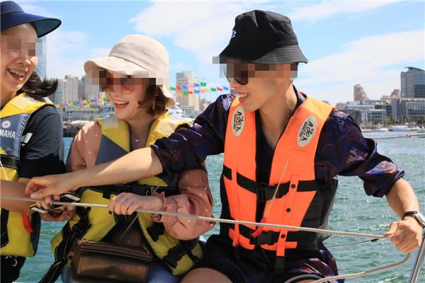 青岛最繁华的地方_青岛帆船租赁体验,带你远离城市的喧嚣,让你的灵魂倾听海浪的呢喃