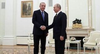 美国媒体如何看待俄土在叙的表现:普京VS埃尔多安