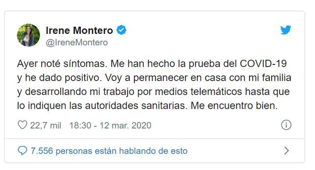 原创 西班牙副首相夫人确诊感染新冠病毒,上周五曾和王后有过身体接触
