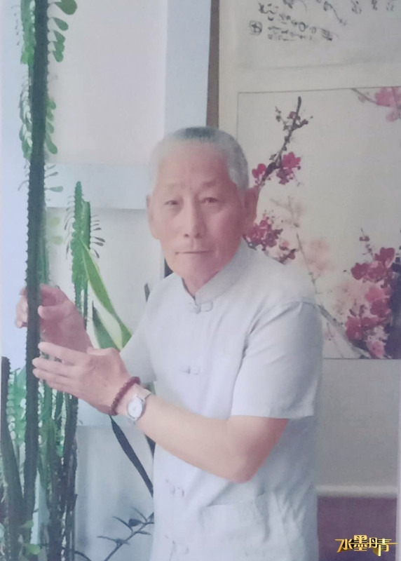 朱连杰—中国教育电视台《水墨丹青》《名家讲堂》栏目签约艺术家