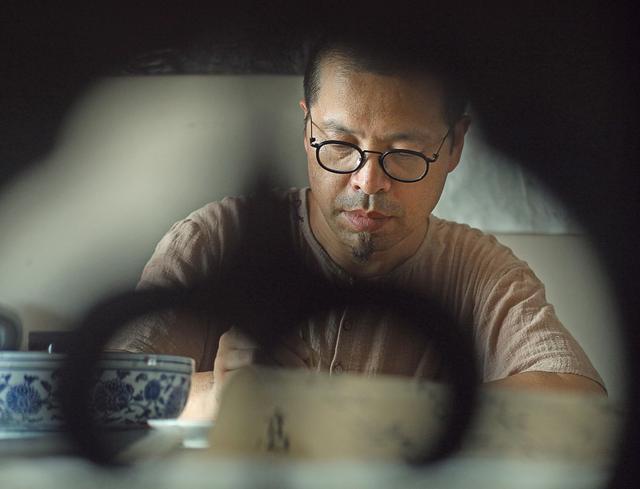 山东省首批齐鲁文化之星、优秀青年艺术家王兴印作品欣赏