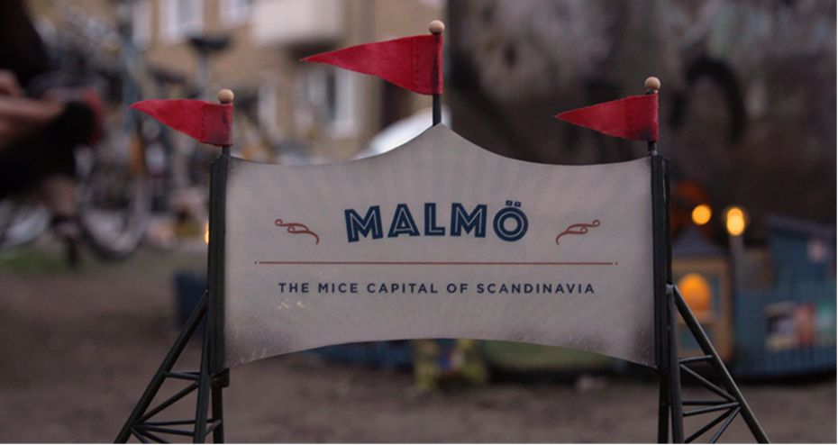 瑞典首府马尔默