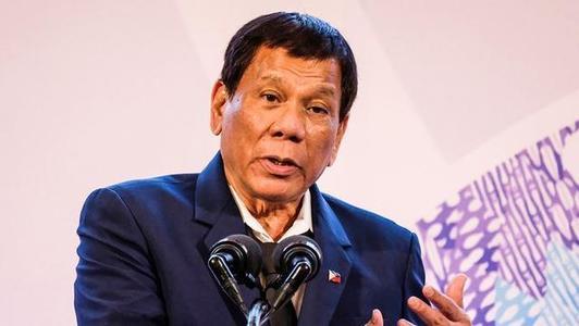 菲律宾总统称考虑向中国寻求帮助 因疫情防治工作做得非常好