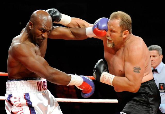 霍利菲尔德心中最好的拳手是谁?霍利菲尔德:只有他是真正的拳王