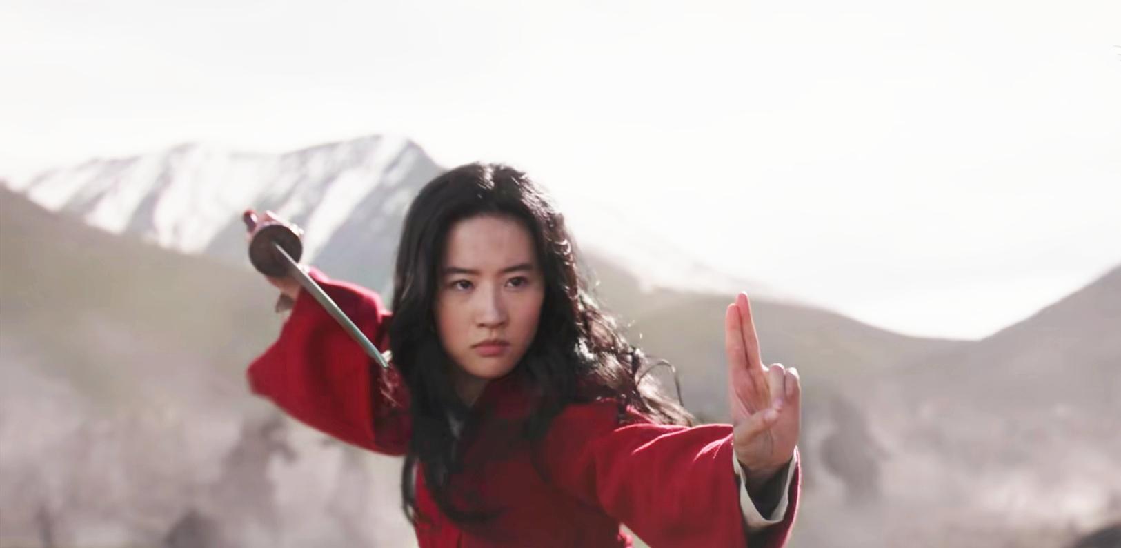 四部爆剧成国内小花第一人,转战大荧屏运气衰,刘亦菲的幸与不幸