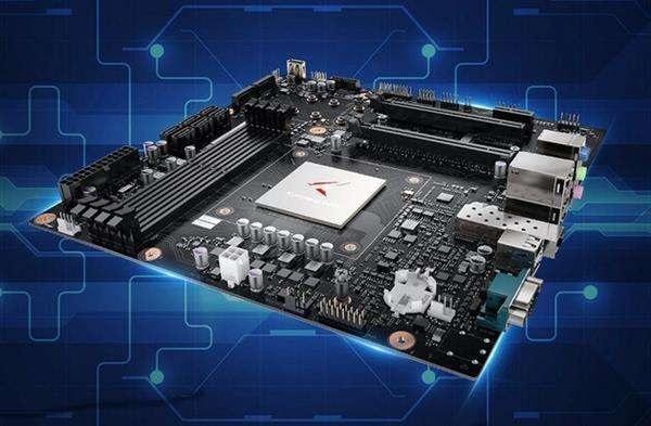 神州数码将推华为鲲鹏处理器的服务器及PC,5月投产