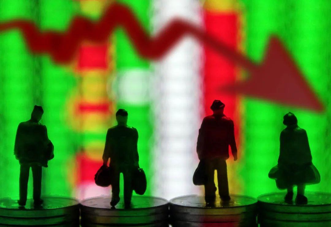 A股量价齐跌!3000多只股票抹绿,北上资金净流出逾80亿元