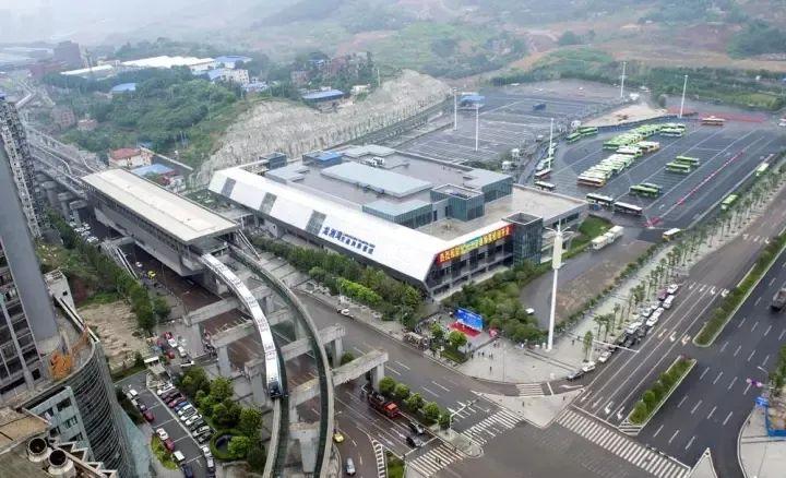 龙洲湾汽车站部分县际班车恢复运营