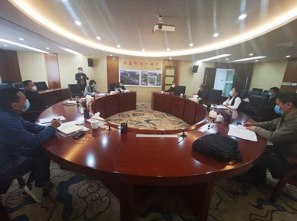 贵州省体育局与黔东南州文体广电旅游局开展座谈