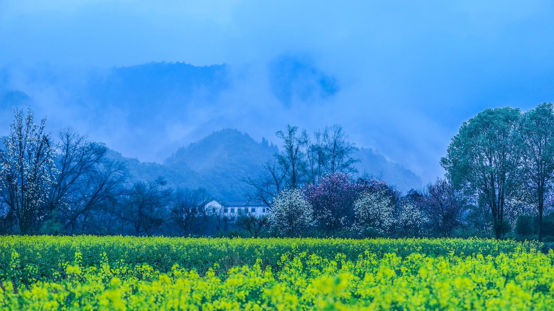 云游中国|浙江衢州的诗画风光