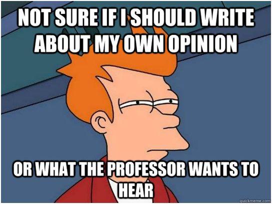 啊!论文要怎么才能写到美国教授心坎里?
