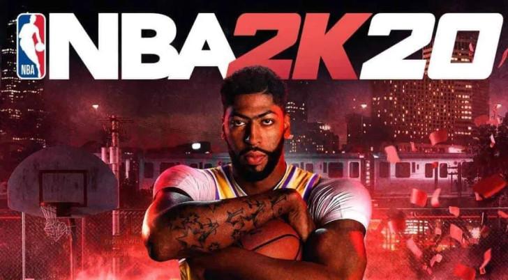 《NBA2K20》现已加入XboxGamePass_游戏