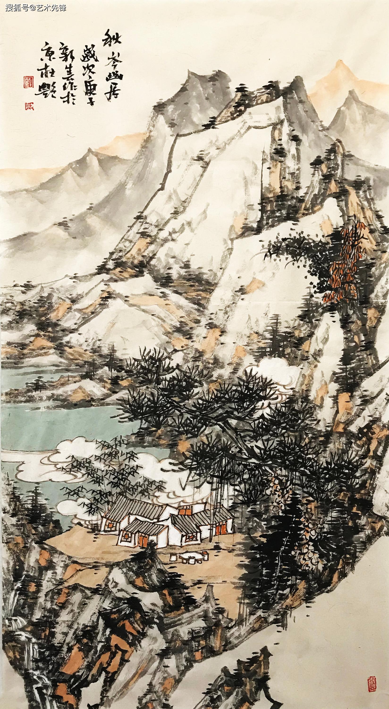 中国画是艺术,是独立的美术