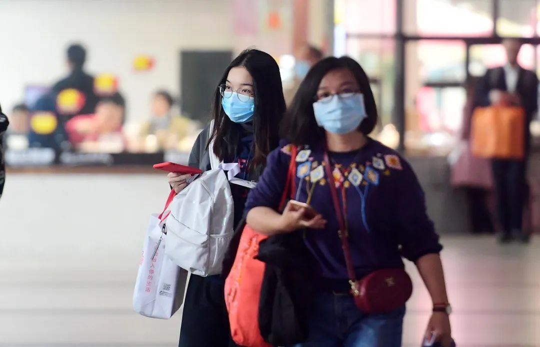 @阳江街坊561.2万只口罩已发货,它们是这样来到你手上的……