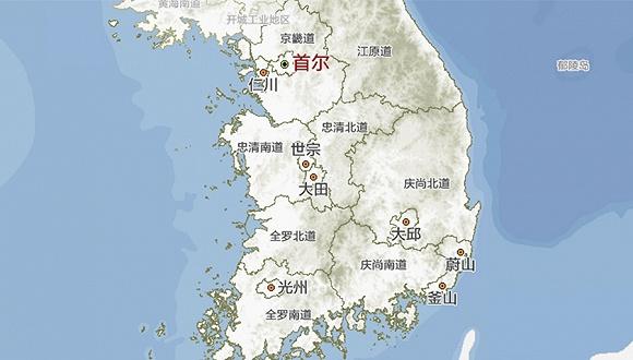"""韓國單日治愈首超確診,但""""行政首都""""又現集體感染"""