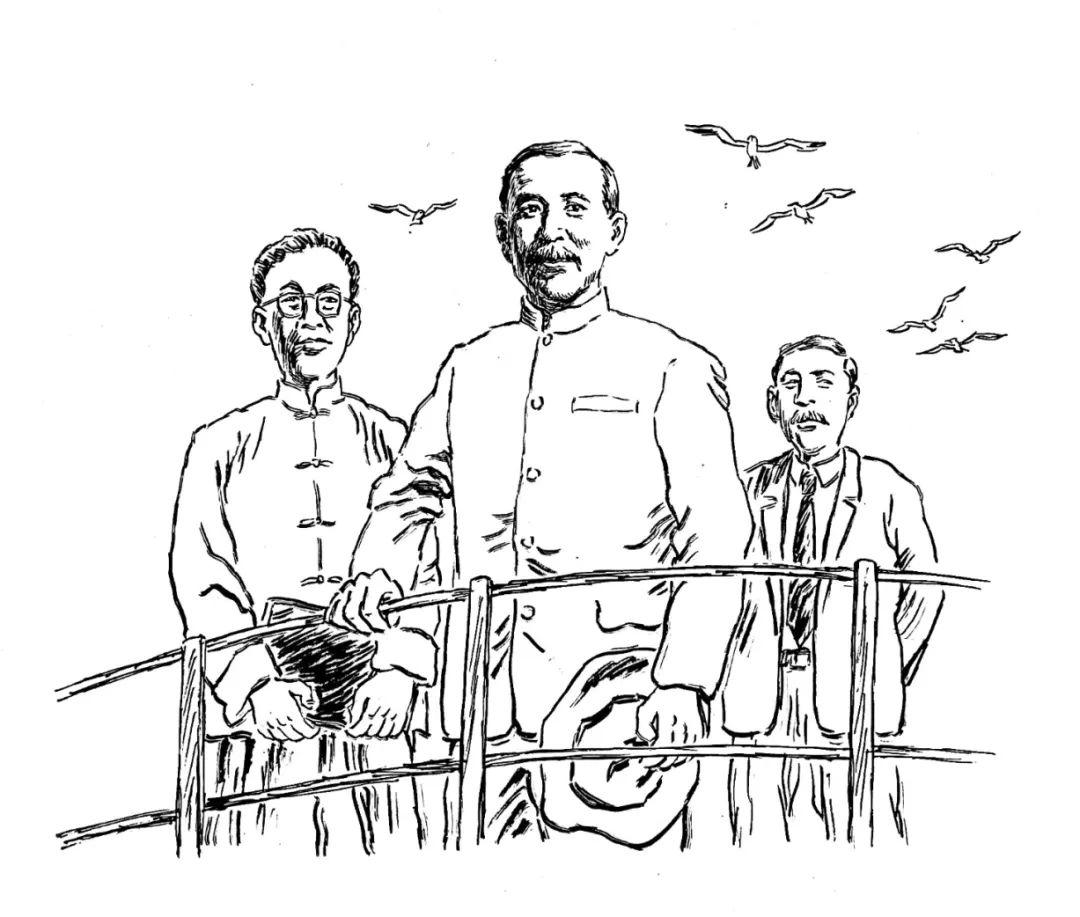 【话说社会主义核心价值观】民主篇:孙中山三莅潮汕?
