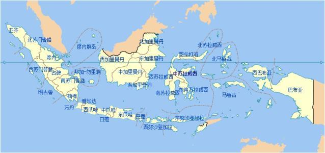印度尼西亚人口_印度尼西亚面积大人口多,为何存在感不高?