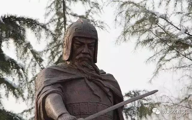赵国名将李牧,超高的军事才能未尝一败,临战被赵王赐死