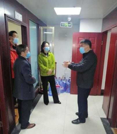 贵州省体育局党委书记、局长吴涛到直属单位检查指导工作