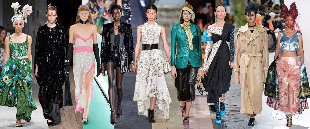 本次的2020四大春夏时装周,总能找到属于你的时髦元素。