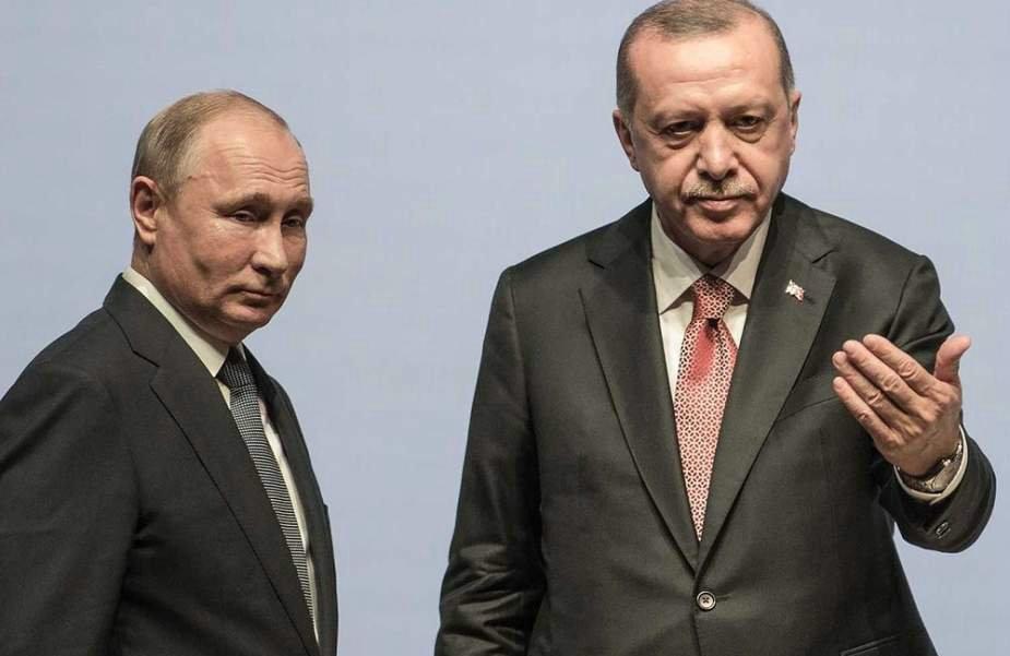 西方军事专家深度分析伊德利卜战事:普京和埃尔多安的这场博弈,到底谁赢了?