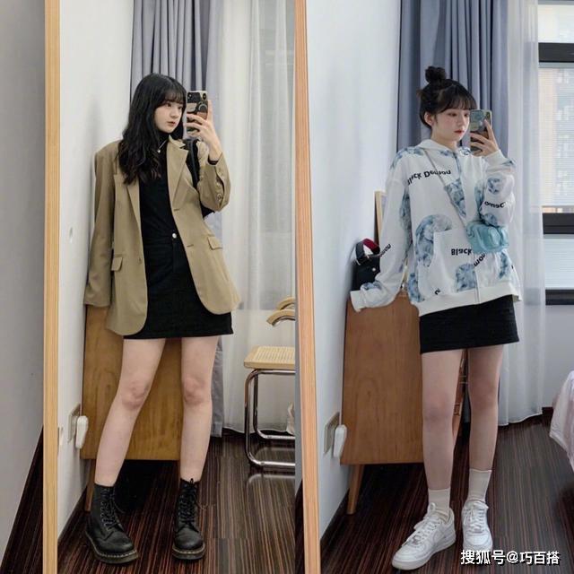 个性又时尚的春季穿搭,设计感有气质,演绎今年最流行