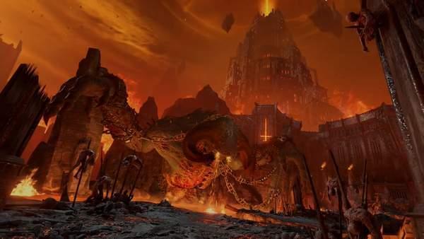 《毁灭战士:永恒》发售预告魔物卷土重來,杀戮不止