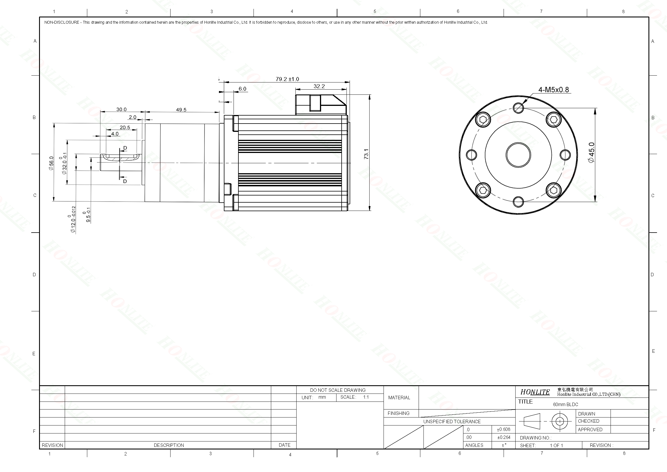 3V无刷电机 微型,AGV选用这款减速无刷电机的优点_控制