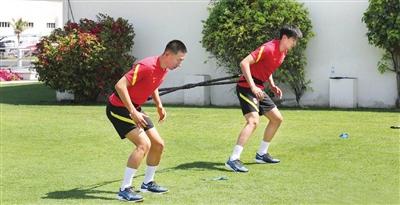 卓尔漂泊60多天将返回国内下一阶段赴深圳集训