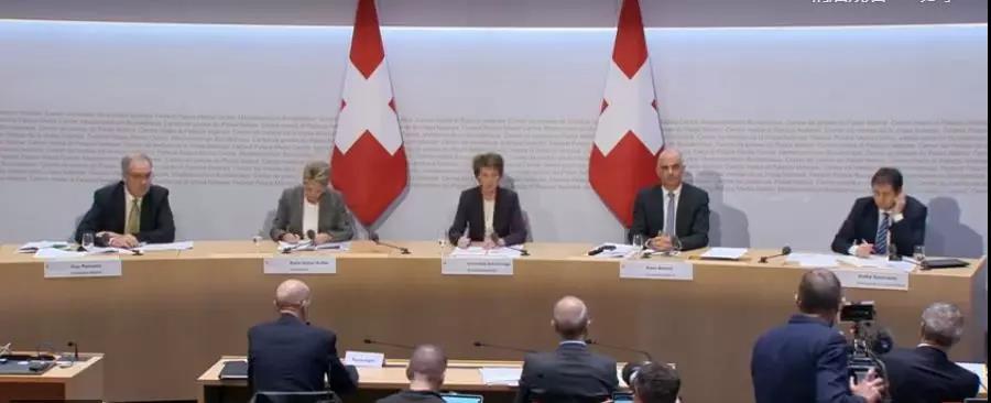 推出多項抗擊疫情舉措  瑞士展開積極行動
