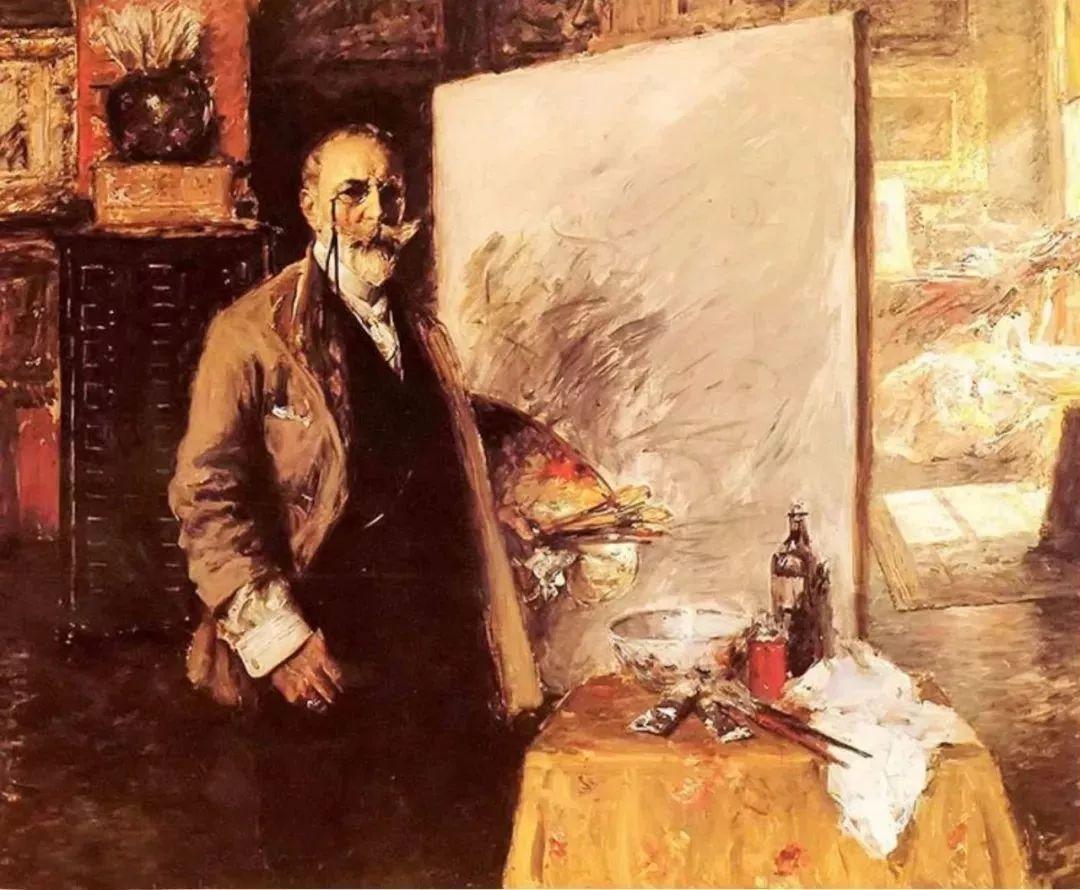 上世纪初国际艺术界的领导者,一位才华横溢的观察者
