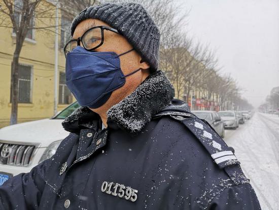 哈爾濱市公安局刑偵支隊陳人成:疫情面前的執著與堅守