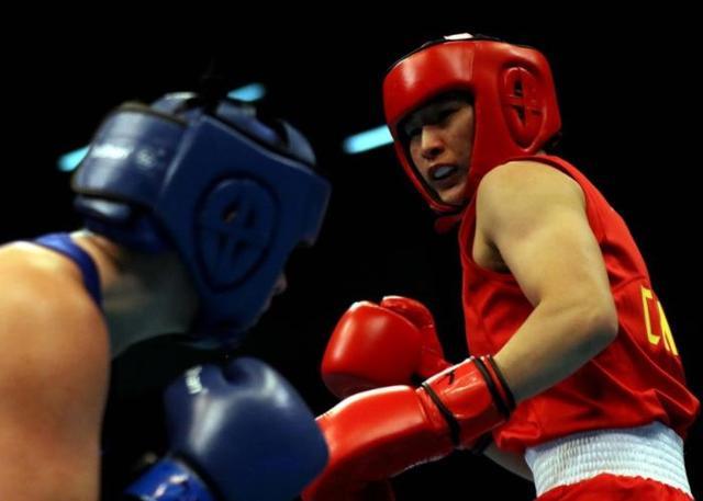中国体育荣耀!连斩4金高居第一,6个项目进军奥运剑指金牌