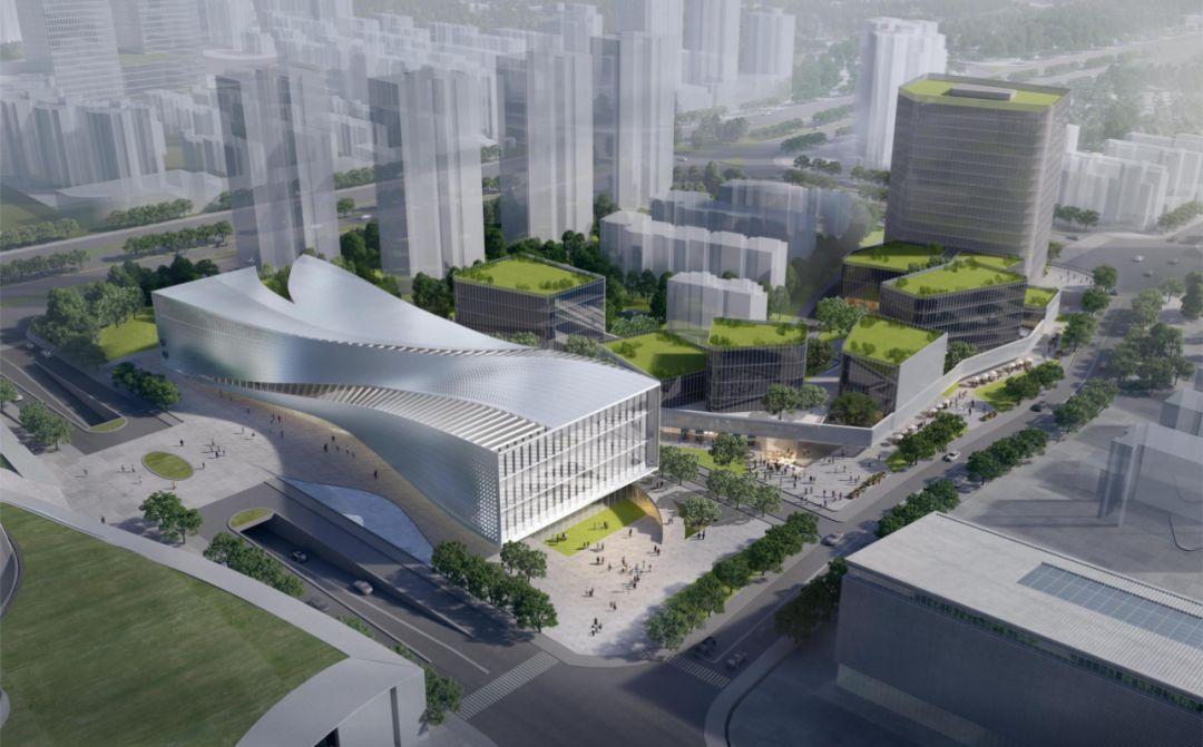 南京再添文化新地标,今年开建…