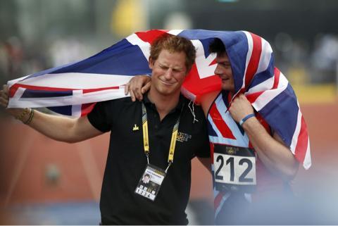 欧洲体育赛事停摆,哈里王子倡导的不可征服运动会可能要被迫取消
