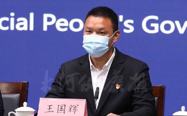 发布会直击 疫情期间,他3次到武汉送菜