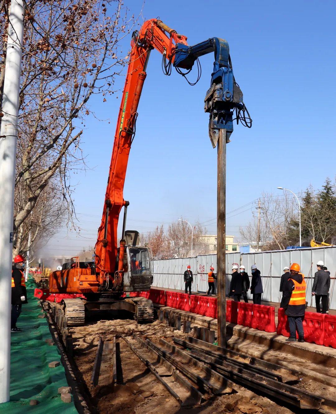 拉森钢板桩|钢板桩支护|钢板桩施工-河南顺力基础工程有限公司