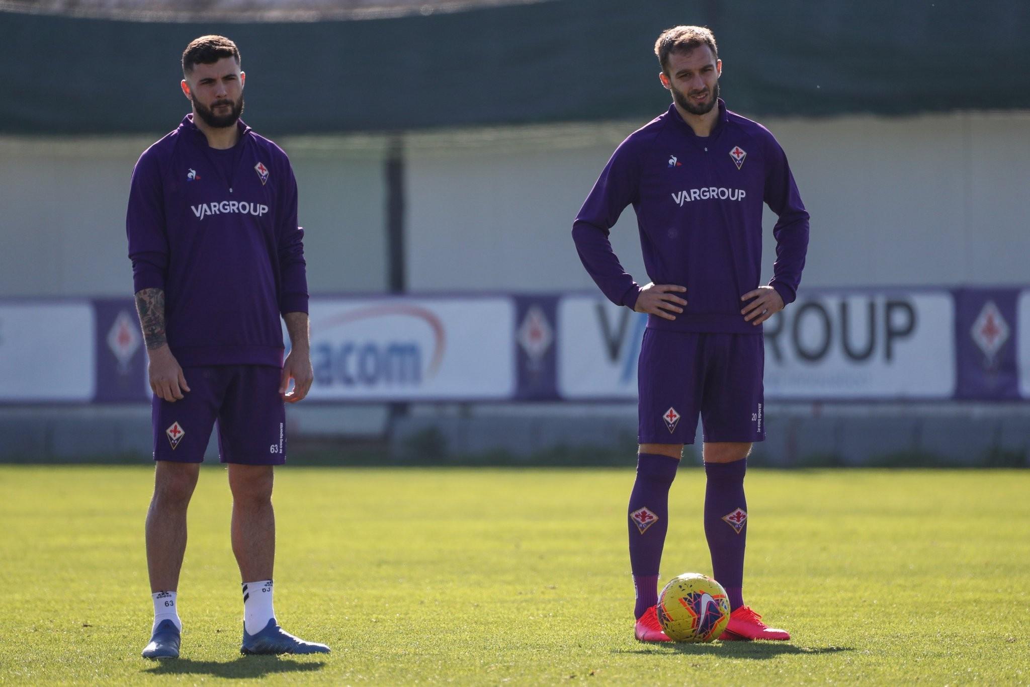 意甲佛罗伦萨:两球员确诊新冠病毒 包括库特罗内