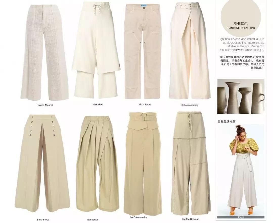 100款褲子款式設計+結構紙樣專題!(休閑褲/牛仔褲/蘿卜褲/燈籠褲……)